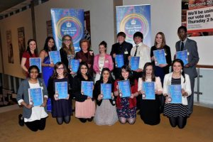 The Lord Lieutenant of Leicestershire's Young Person of the Year Awards